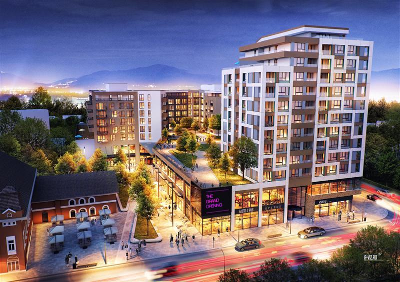 Apartamentele cu 2 camere sunt cele mai ''vânate'' la Cluj