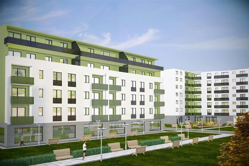 Clujenii vor locuinţe noi. Băncile scad avansurile la creditele ipotecare şi Prima Casă