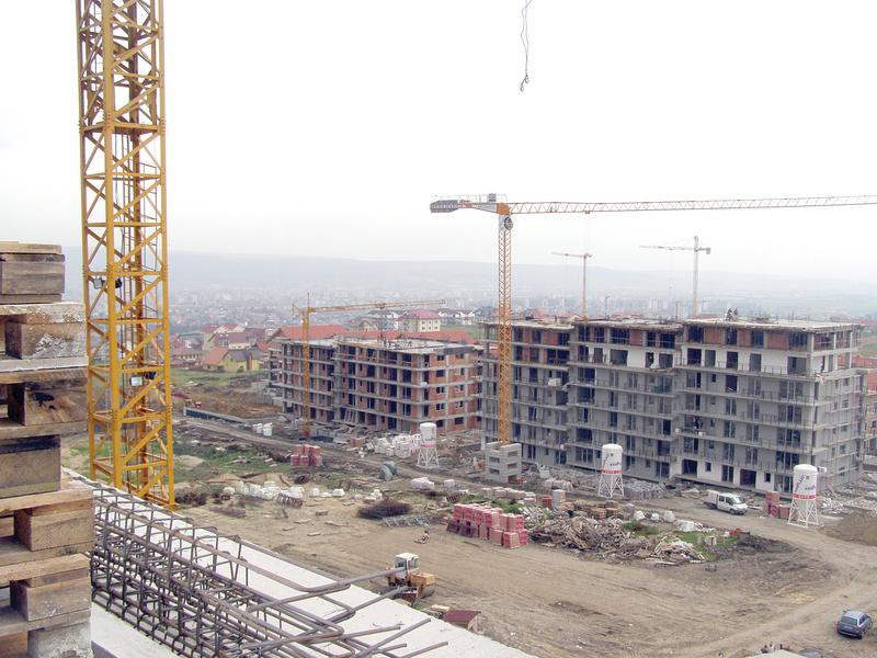 Clujul, cea mai mare piaţă rezidenţială regională din ţară