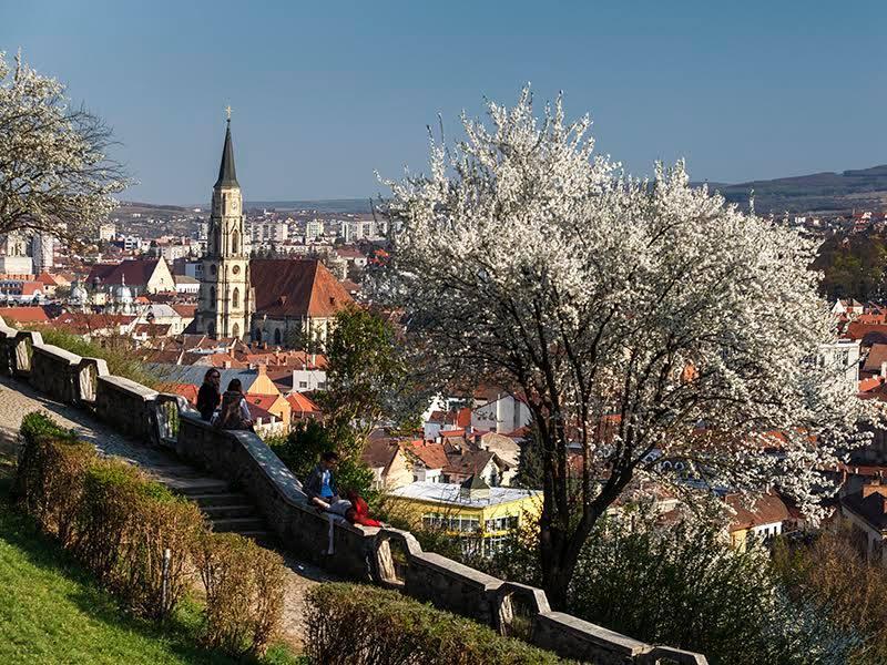 Primăvara imobiliară vine la Cluj cu preţuri în stagnare. Cu cât se vinde metrul pătrat