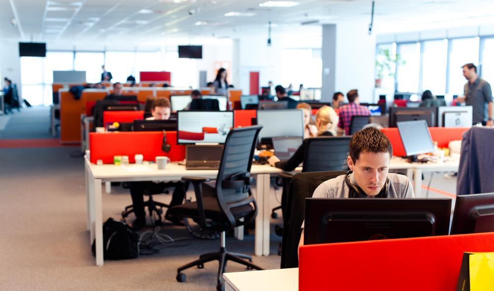 Piaţa de birouri din Cluj creşte cu 43.000 mp. Cât este chiria, pe cartiere
