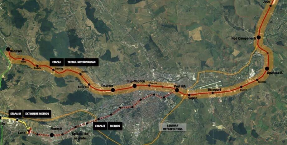 Investeşte în imobile vecine marilor proiecte de infrastructură din Cluj. Preţurile lunii aprilie