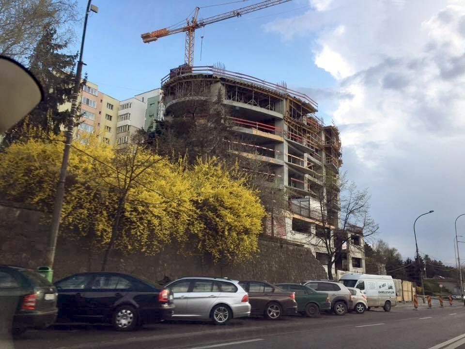 Scade numărul şantierelor imobiliare în Nord-Vest. Cu cât se vând apartamentele la Cluj