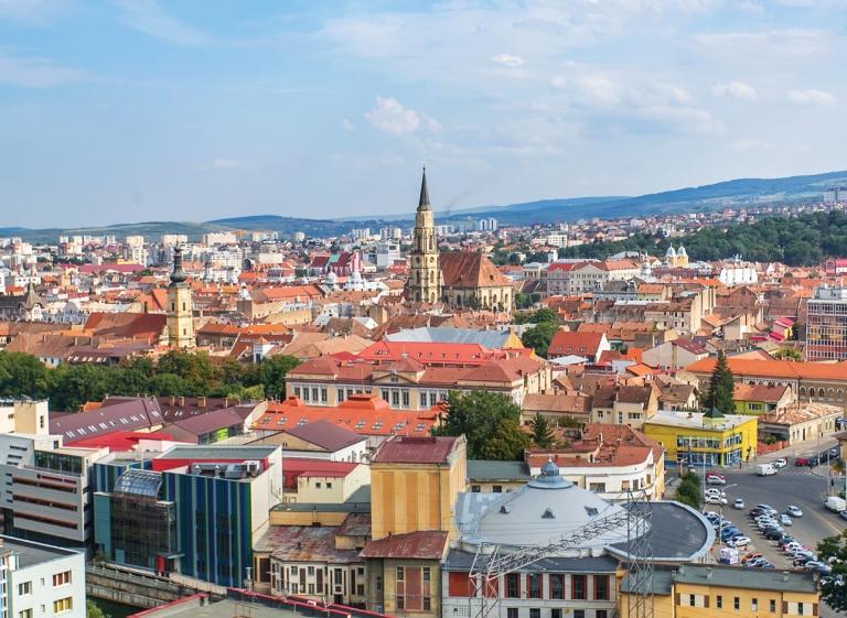 """Dezvoltarea Clujului imobiliar, ameninţată. Preţuri """"pe roşu"""" la început de august"""
