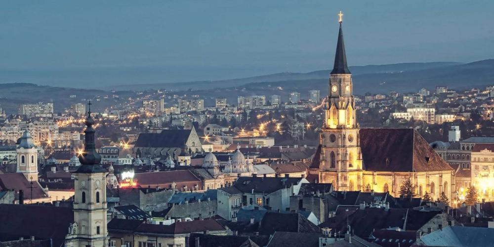 Cartierele din Cluj-Napoca cu cele mai multe şi mai valoroase tranzacţii