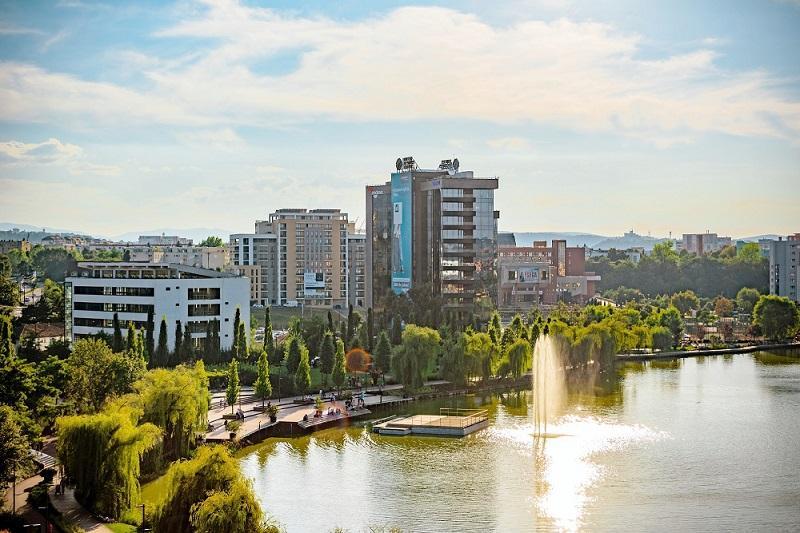 Clujul, a doua piaţă de birouri din ţară. Cine şi cu cât închiriază