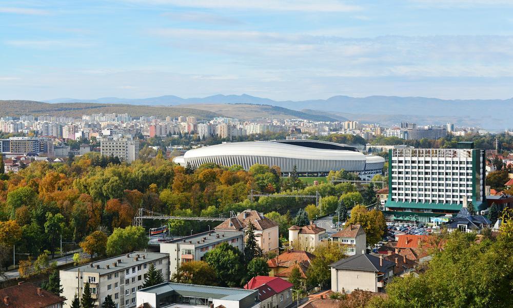 Cât a construit Clujul în prima jumătate din 2020