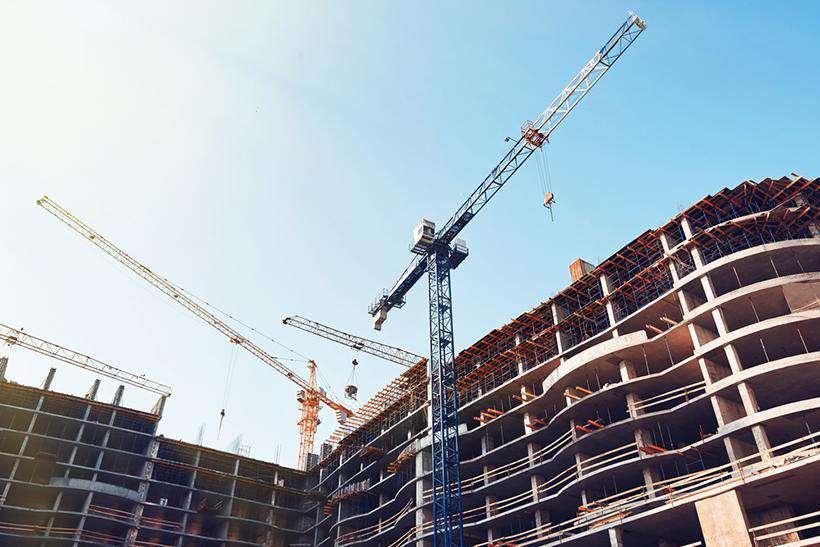 Cu cât s-a mărit şantierul imobiliar din Cluj, în prima jumătate a lui 2021