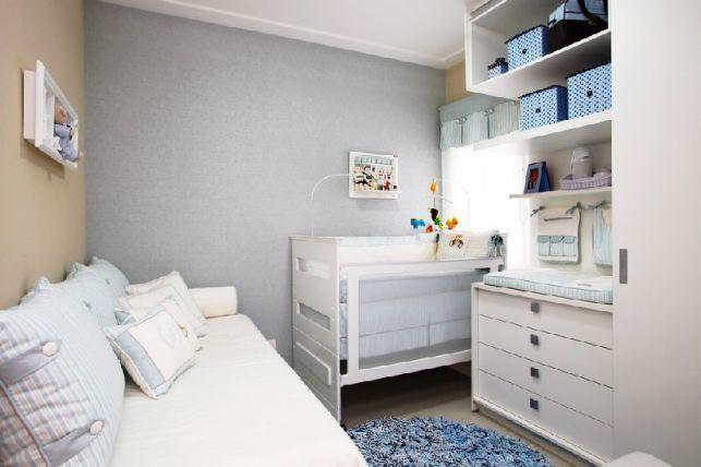 Cum amenajezi camera bebeluşului într-un apartament mic. TOP 3 idei ingenioase
