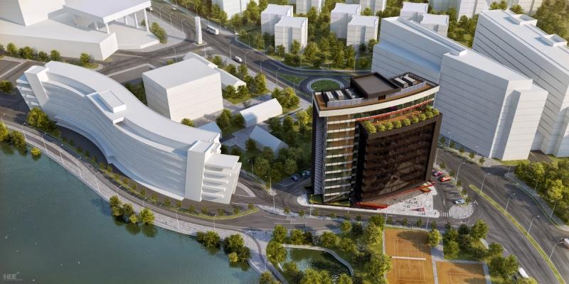 Piaţa de birouri din oraşele regionale, dominată de IT. Ce proiecte se află în dezvoltare