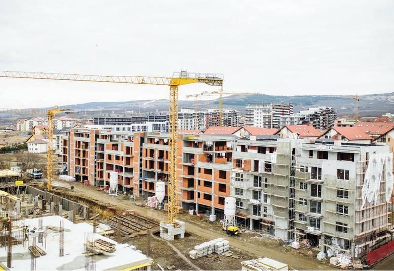 Traficul, euro şi ROBORUL frânează Clujul imobiliar. Preţurile apartamentelor de vânzare la început de iarnă