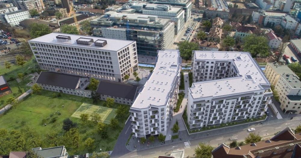 Clădirile de birouri, adevăratul business imobiliar. Clujul, cea mai dezvoltată și profitabilă piață