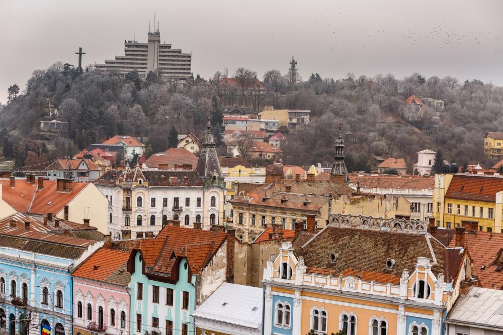 Clujul imobiliar continuă să crească. Peste 1.700 de autorizaţii în 2020