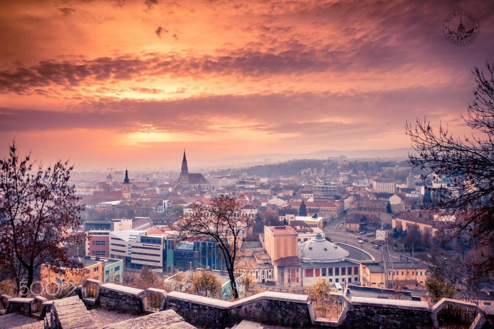 Cum arată vilele de milioane ale Clujului FOTO