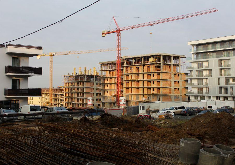 Clujul, fruntaş la tranzacţii imobiliare la început de 2018. Preţurile s-au temperat