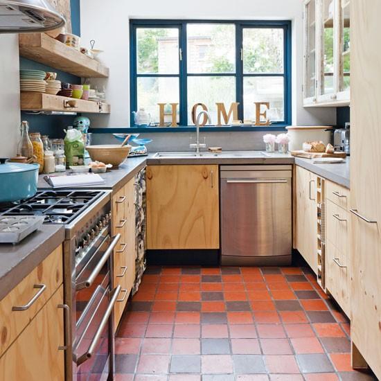 Cum să amenajezi practic şi modern o bucătărie mică FOTO
