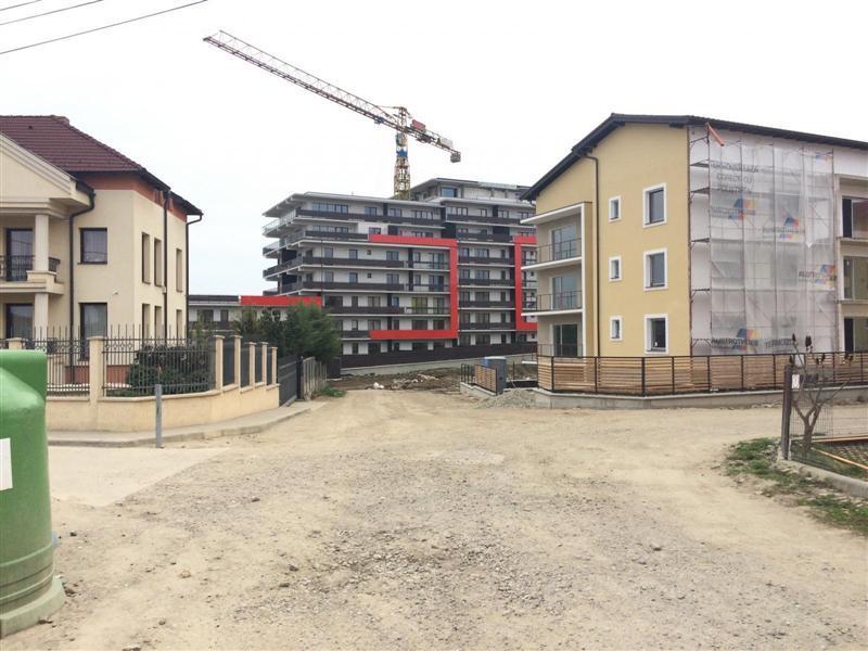 Clujul imobiliar şi-ar putea tempera preţurile în 2018