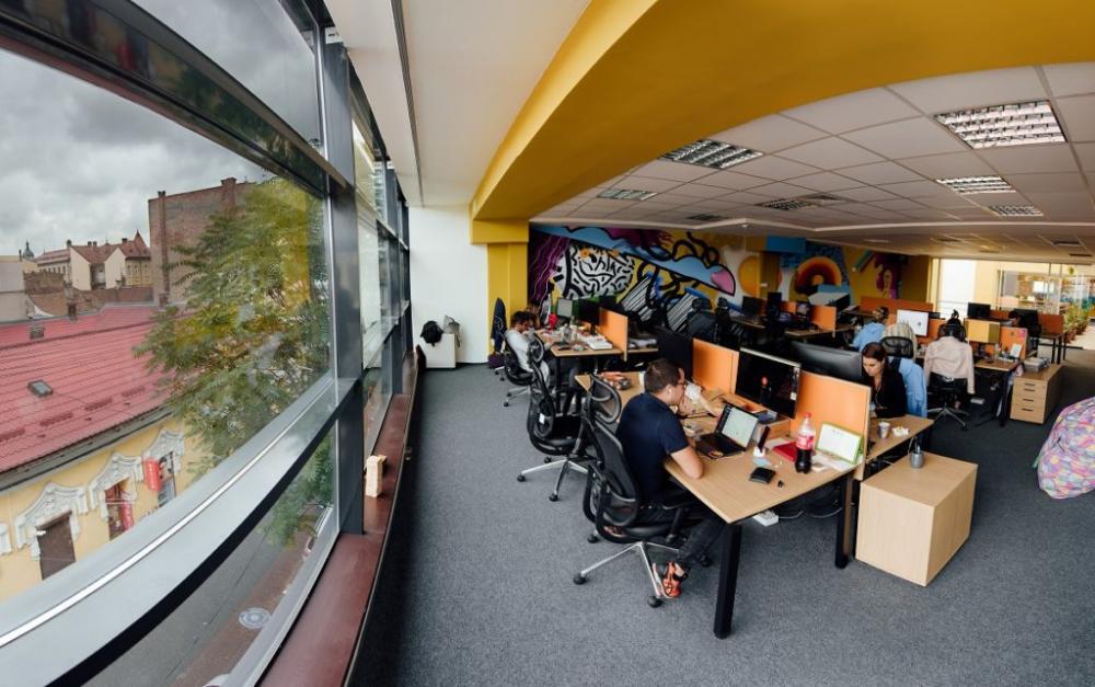 Birouri alternative. Cât costă să închiriezi spaţii de coworking în Cluj