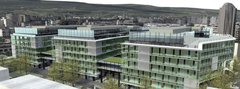 Clujul va avea încă 18.500 mp de birouri până la finele anului. TOP 10 terenuri de vânzare