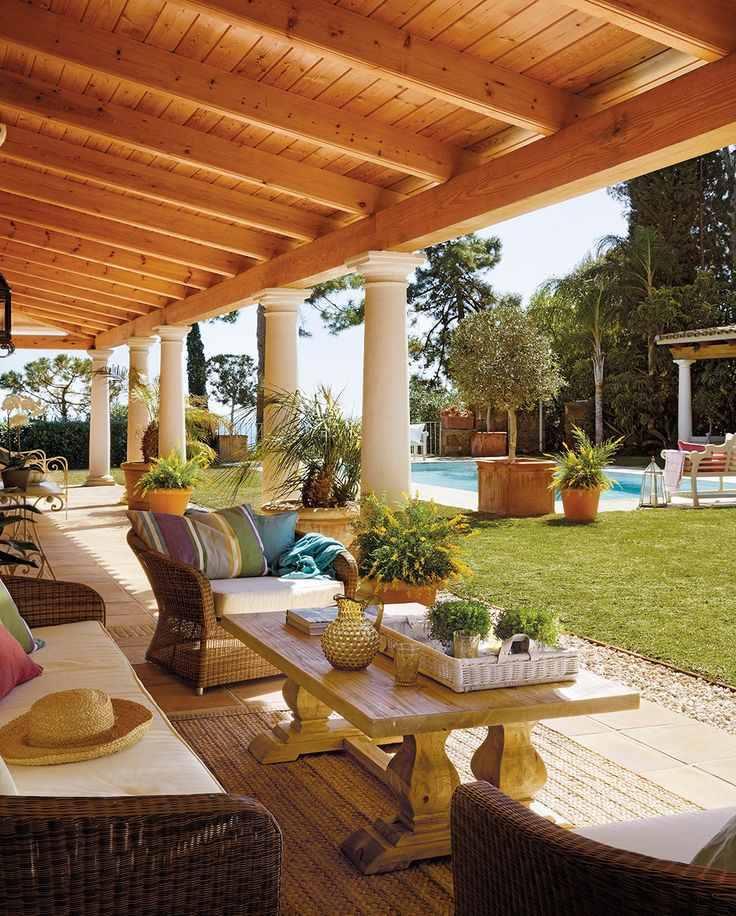 Oaza ta de linişte şi relaxare. Idei de amenajare pentru terasa ta de vis  FOTO