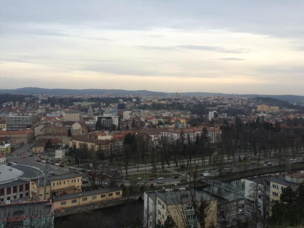 Clujul, atractiv pentru dezvoltatorii imobiliari. Lider anul trecut, debut primiţător în 2019