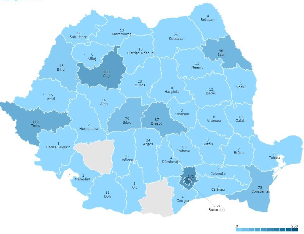 Peste 100 de șantiere rezidențiale în Cluj