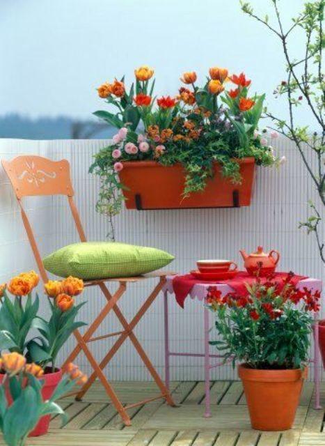 Do it yourself! TOP 5 idei pentru terasa de pe balconul apartamentului tău