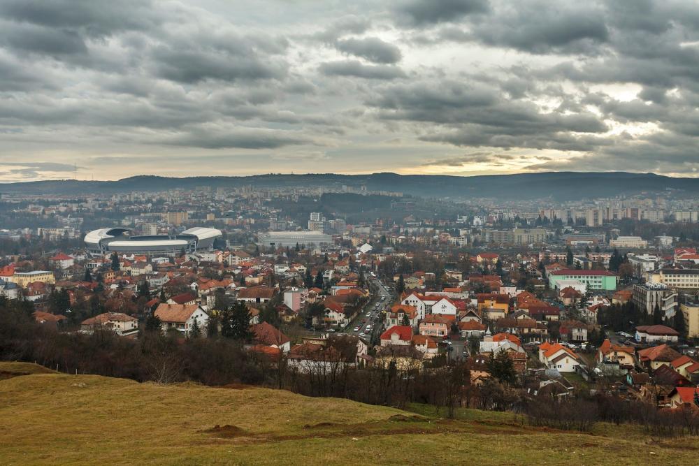 Investiții de 536 de milioane lei pe piaţa imobiliară din Cluj. Preţurile începutului de vară, pe cartiere