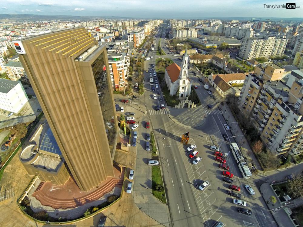 Bula imobiliară ameninţă aderarea României la zona euro. Preţurile lunii noiembrie la Cluj