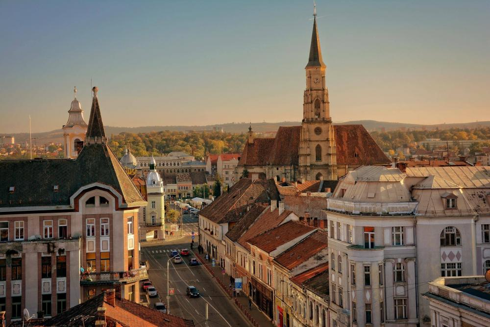 TOP 10 chirii moderne şi accesibile în centrul Clujului
