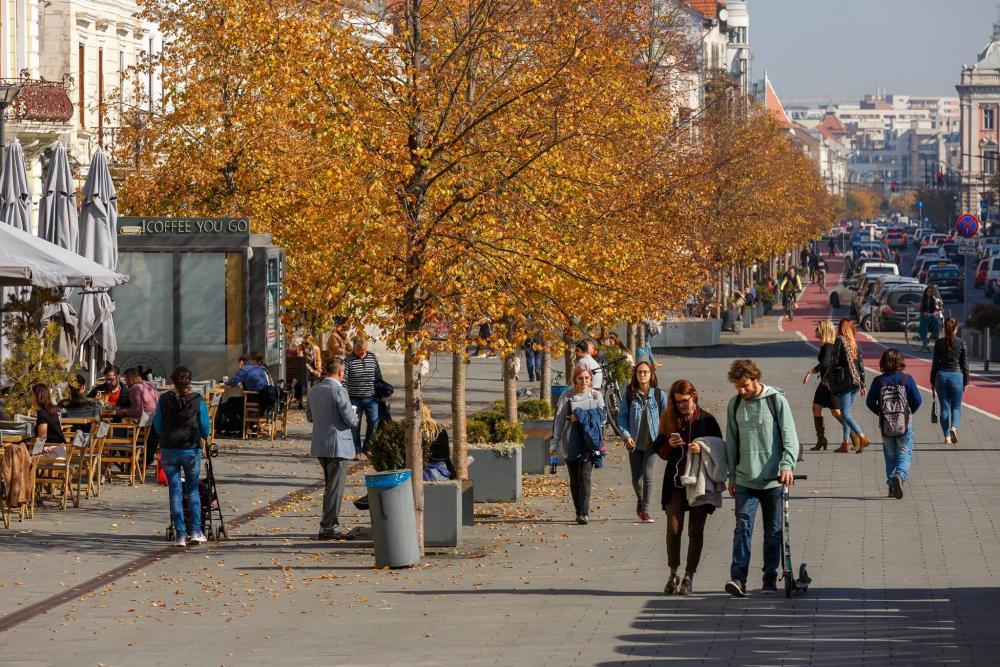 Cât costă să închiriezi un spaţiu în inima Clujului