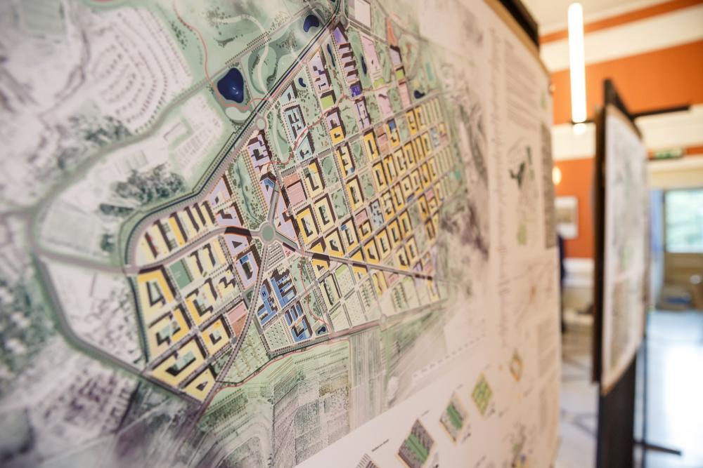 Așa va arăta cel mai nou cartier al Clujului, unde vor locui peste 50.000 oameni. Cu cât se vând terenurile