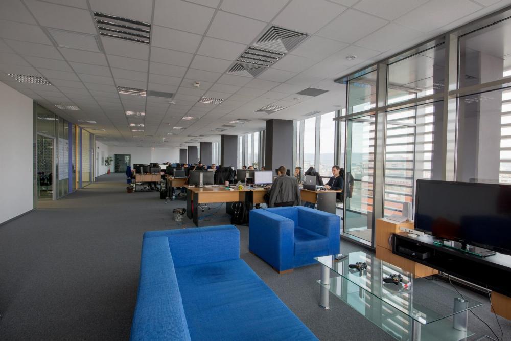 Clujul, fruntaș la dezvoltarea pieței de birouri. Studenții sunt catalizatorul