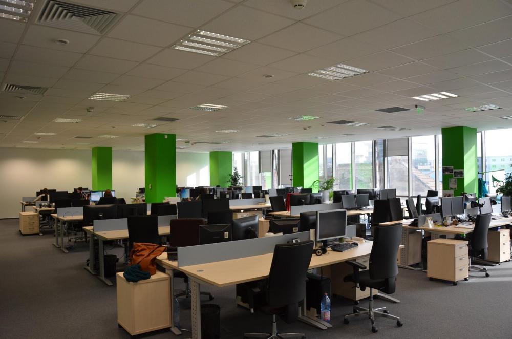 Cu cât se închiriază birourile la Cluj, în cea mai mare piaţă regionala din România