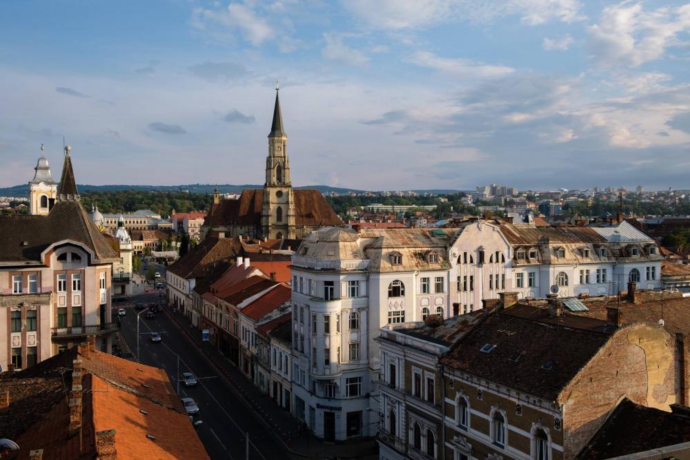 Şantierul imobiliar Nord-Vest, pe plus. Preţurile lunii septembrie în Cluj