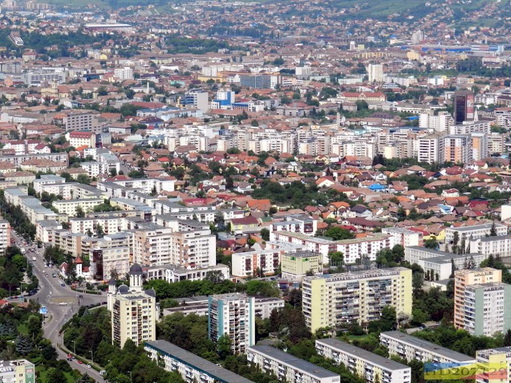 Cum se dezvoltă Clujul imobiliar. Urban vs. rural