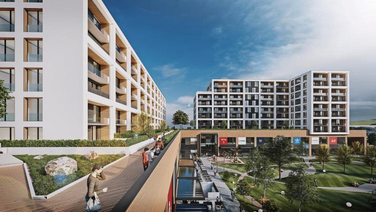 Nouă creştere pentru Clujul imobiliar. Interes pentru Bună Ziua, unde se anunţă un mall, parcuri şi şcoli