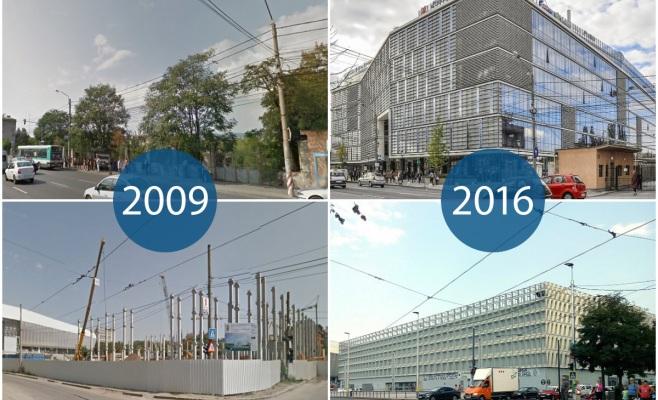 Proiectele imobiliare ce au schimbat fața(da) Clujului post-criză GALERIE FOTO