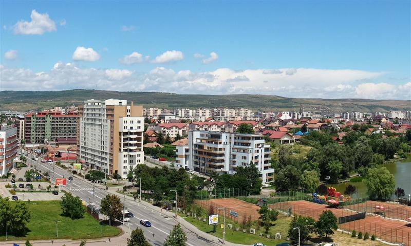 Clujul este peste București la prețul apartamentelor de bloc