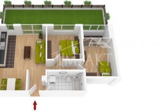 Apartament de vanzare 3 camere  in Cluj Napoca - zona Borhanci