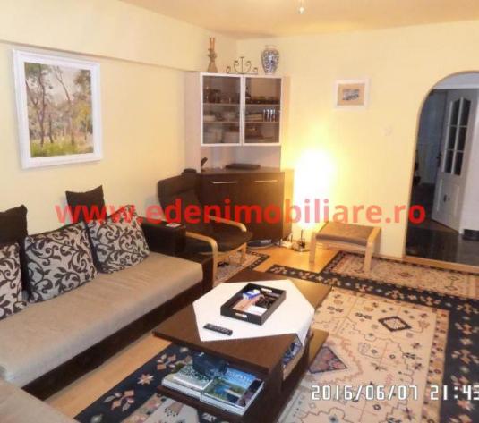 Apartament 4 camere de vanzare in Cluj, zona Marasti, 135000 eur