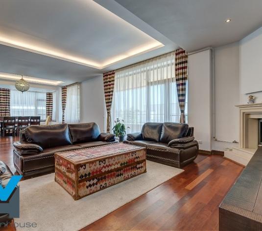Inchiriere apartament 4 camere Floreasca  cu vedere lac - imagine 1