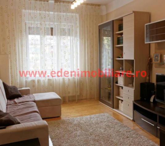 Apartament 2 camere de vanzare in Cluj, zona Semicentral, 90000 eur