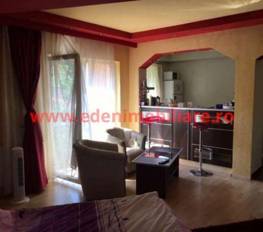 Apartament 1 camera de vanzare in Cluj, zona Plopilor, 69900 eur