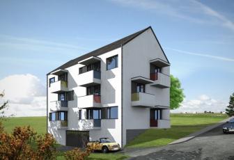 Apartament de vanzare, 104 mp, semifinisat, zona strazii Campului