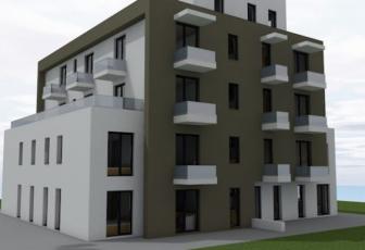 Apartament 3 camere decomandat bloc nou cu CF - Cluj-Napoca
