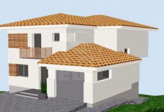 Casa de vanzare 4 camere  in constructie noua, parcare, 115 mp in Iris, Iris