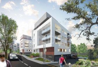 Vanzare apartament 2 camere Buna Ziua, imobil nou