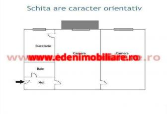 Apartament 1 camera de vanzare in Cluj, zona Manastur, 62500 eur