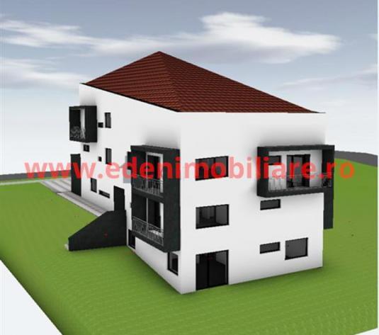 Apartament 4 camere de vanzare in Cluj, zona Borhanci, 97000 eur